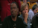 Kobe Bryant Snubs Chris Rock Sports Videos