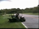Powerful Golf Cart Stunts Videos