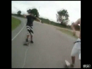 Ugly Skateboard Accident  Accident Videos
